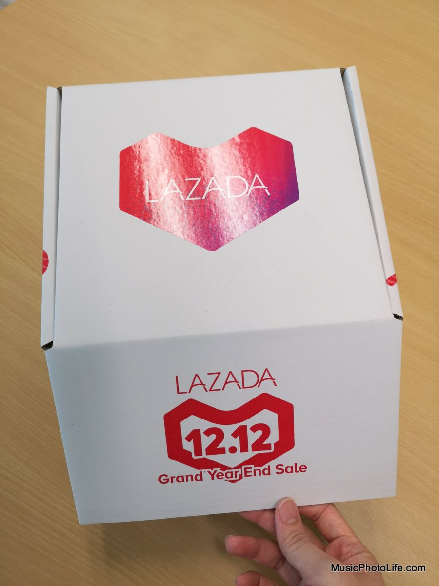 2018 Lazada 12.12 JBL Surprise Box